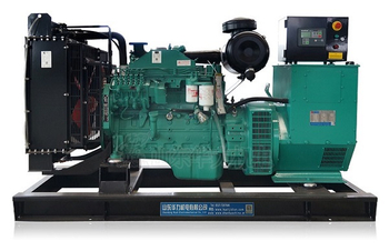 What are the start-up methods for diesel generator sets?
